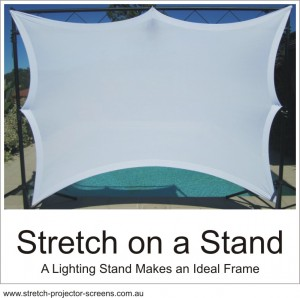 Outdoor Projector Screens